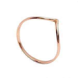 anillo v oro